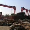 Yizeng shipyard China